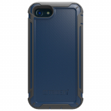 Apple iPhone 8/7 Trident Cyclops Case - Blue/Black