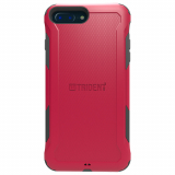 Apple iPhone 8 Plus/7 Plus Trident Aegis Case - Red/Black