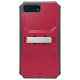 Apple iPhone 8 Plus/7 Plus Trident Kraken AMS Series Case - Red/Black