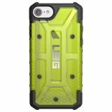 Apple iPhone 8/7/6S Urban Armor Gear Plasma Case (UAG) - Citron