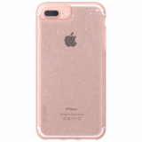 Apple iPhone 8 Plus/7 Plus Skech Matrix Series Case - Rose Sparkle