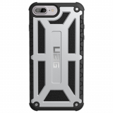 Apple iPhone 8 Plus/7 Plus/6S Plus Urban Armor Gear Monarch Case (UAG) - Platinum