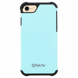 Apple iPhone 8/7 TekYa Rigel Series Case - Mint/Black