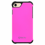 Apple iPhone 8/7 TekYa Rigel Series Case - Hot Pink/Black