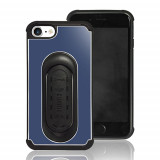 Apple iPhone 8/7 Scooch Clipstic Pro Series Case - Steel Blue