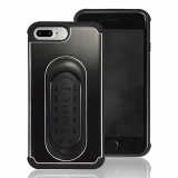 Apple iPhone 8 Plus/7 Plus Scooch Clipstic Pro Series Case - Black