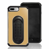 Apple iPhone 8 Plus/7 Plus Scooch Clipstic Pro Series Case - Gold