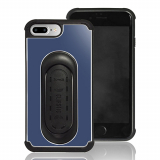 Apple iPhone 7 Plus Scooch Clipstic Pro Series Case - Steel Blue