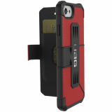 Apple iPhone 8/7/6s/6 Urban Armor Gear Metropolis Case (UAG) - Magma