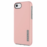 Apple iPhone 8/7/6s/6 Incipio DualPro Case - Iridescent Rose Gold/Gray