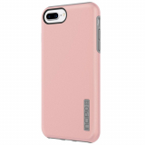 Apple iPhone 8 Plus/7 Plus/6s Plus Incipio DualPro Series Case - Iridescent Rose Gold/Gray