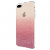 Apple iPhone 8 Plus/7 Plus Incipio Design Series Case - Cranberry Sparkler