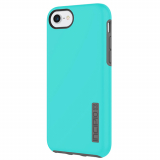 Apple iPhone 8/7/6s/6 Incipio DualPro Series Case - Turquoise/Charcoal