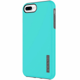 Apple iPhone 7 Plus/6s Plus/6 Plus Incipio DualPro Series Case - Turquoise/Charcoal