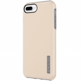 Apple iPhone 8 Plus/7 Plus/6s Plus Incipio DualPro Series Case - Iridescent Champagne/Gray