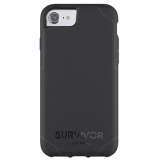 Apple iPhone 8/7/6s/6 Griffin Survivor Strong Series Case - Black/Deep  Grey