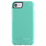 Apple iPhone 7/6s/6 Griffin Survivor Journey Series Case - Mint/Apple White