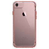 Apple iPhone 7/6s/6 Griffin Survivor Clear Series Case - Clear/Rose Gold