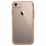 Apple iPhone 7/6s/6 Griffin Survivor Clear Series Case - Gold/Clear