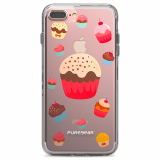 Apple iPhone 8 Plus/7 Plus/6s Plus/6 Plus PureGear Motif Series Case - Cupcakes