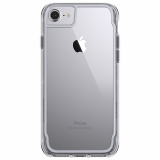 Apple iPhone 7/6s/6 Griffin Clear Series Case - Clear/Space Grey