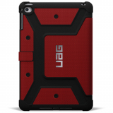 Apple iPad Mini 4 Urban Armor Gear Metropolis Case (UAG) - Red/Black
