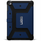 Apple iPad Mini 4 Urban Armor Gear Metropolis Case (UAG) - Cobalt/Black