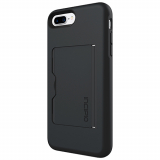 Apple iPhone 7 Plus Incipio Stowaway Case - Black/Black