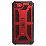 Apple iPhone 8/7/6s Urban Armor Gear Monarch Case (UAG) - Crimson/Black