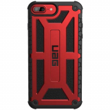 **PREORDER**Apple iPhone 7 Plus/6s Plus Urban Armor Gear Monarch Case (UAG) - Crimson/Black