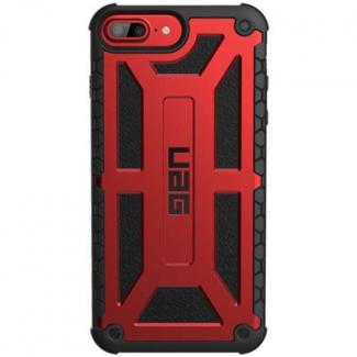 Apple iPhone 8 Plus/ 7 Plus Urban Armor Gear Monarch Case (UAG) - Crimson | APPCS15777 | Eternity Wireless