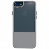 Apple iPhone 8/7/6s/6 Trident Fusion Series Case - Tin Man Grey