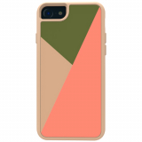 Apple iPhone 8/7/6s/6 Trident Style Series Case - Hazelnut