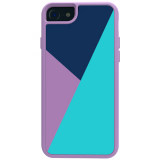 Apple iPhone 8/7/6s/6 Trident Style Series Case - Lilac Purple