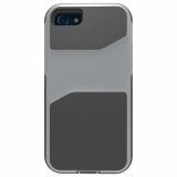 Apple iPhone 8/7/6s/6 Trident Warrior Series Case - Tin Man Grey