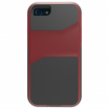 Apple iPhone 8/7/6s/6 Trident Warrior Series Case - Crimson Red
