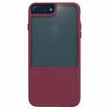 Apple iPhone 8 Plus/7 Plus/6s Plus/6 Plus Trident Fusion Series Case - Red Plum