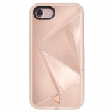 Apple iPhone 8/7 Rebecca Minkoff Glow Selfie Case - Rose Gold