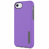 Apple iPhone 8/7/6s/6 Incipio DualPro Series Case - Purple/Charcoal