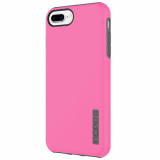 Apple iPhone 8 Plus/7 Plus/6s Plus/6 Plus Incipio DualPro Case - Pink/Charcoal