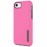 Apple iPhone 8/7/6s/6 Incipio DualPro Case - Pink/Charcoal