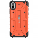 Apple iPhone Xs/X Urban Armor Gear Pathfinder Case (UAG) - Rust Orange