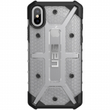 Apple iPhone Xs/X Urban Armor Gear Plasma Case (UAG) - Ice