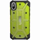 Apple iPhone Xs/X Urban Armor Gear Plasma Case (UAG) - Citron