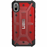 Apple iPhone Xs/X Urban Armor Gear Plasma Case (UAG) - Magma