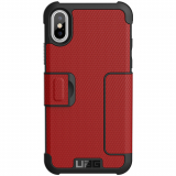Apple iPhone Xs/X Urban Armor Gear Metropolis Case (UAG) - Magma