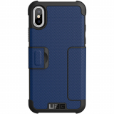 Apple iPhone Xs/X Urban Armor Gear Metropolis Case (UAG) - Cobalt