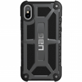 Apple iPhone Xs/X Urban Armor Gear Monarch Case (UAG) - Graphite