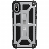 Apple iPhone Xs/X Urban Armor Gear Monarch Case (UAG) - Platinum