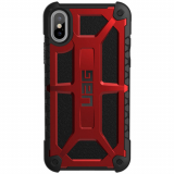 Apple iPhone Xs/X Urban Armor Gear Monarch Case (UAG) - Crimson